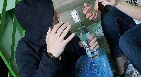 Алкоголизм у девушек подростков
